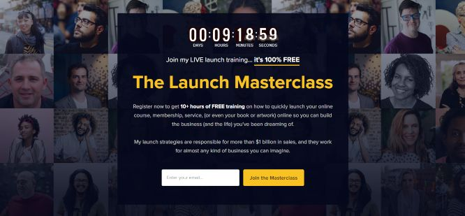 Product Launch Formula Masterclass September 2020