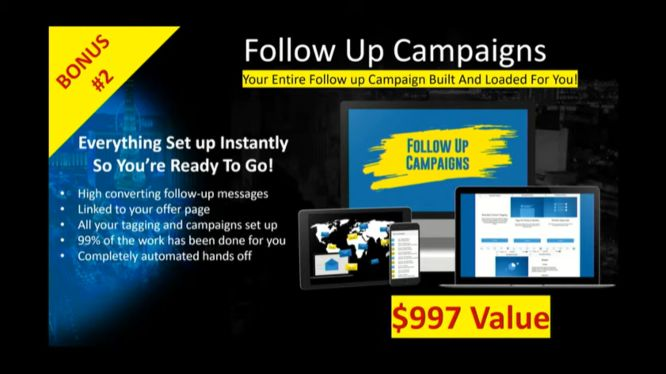 3-day business masterclass-follow up campaigns