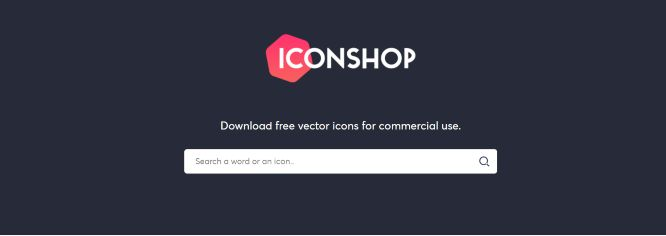 free icon shop