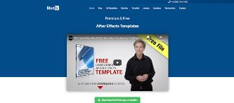 bluefx video marketing software