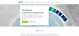 px affiliate advertising network