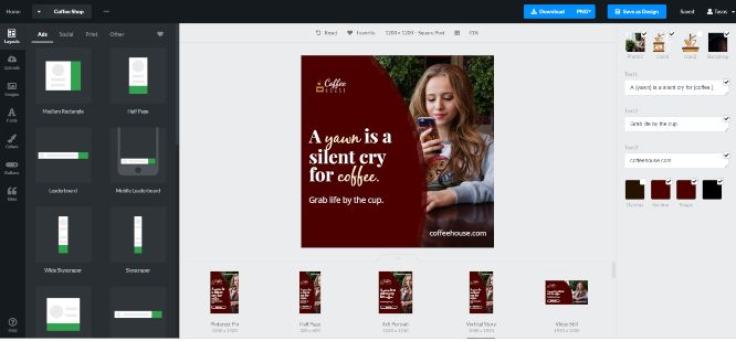 relaythat review - coffeeshop template