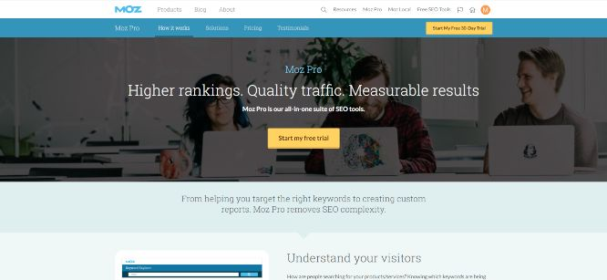 best keyword research tools - moz