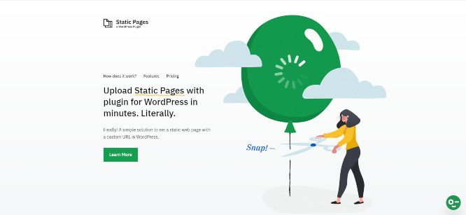 designmodo review static pages