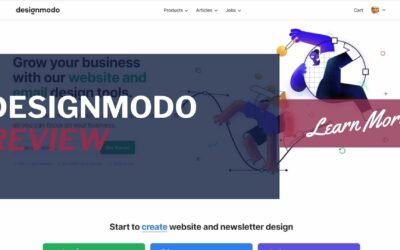 DesignModo Review – Video Walkthrough, Examples, Bonus