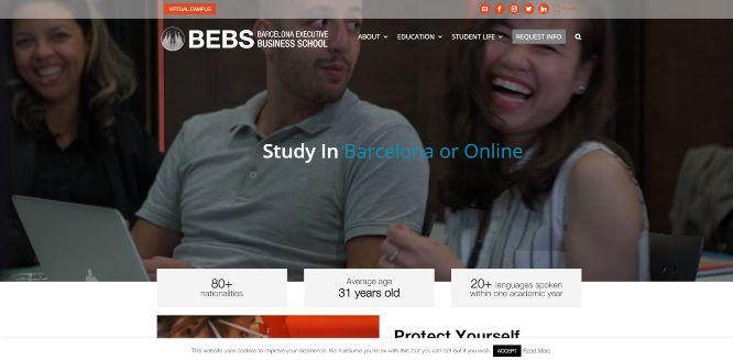 bebs - online learning portals