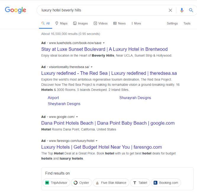 direct response marketing - google search