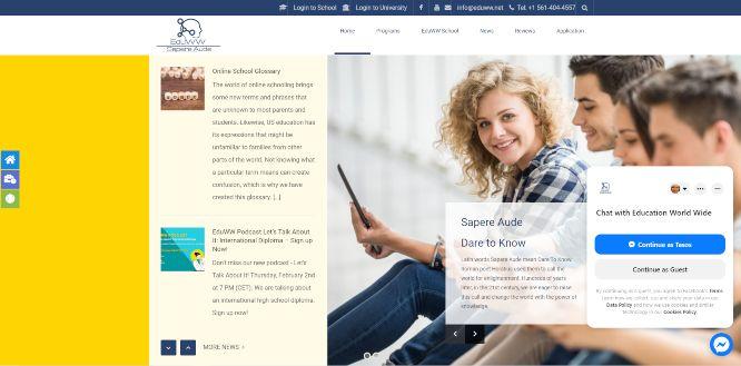 eduww - online learning portals