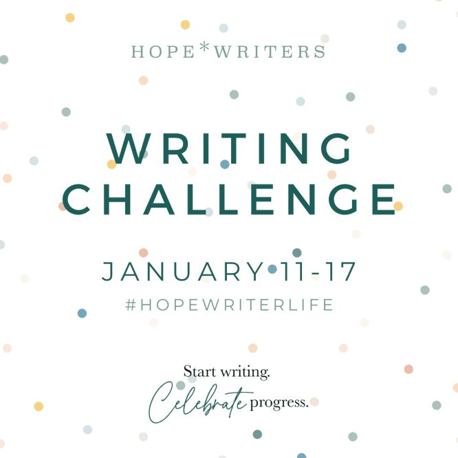 hope writers writing challenge 666px