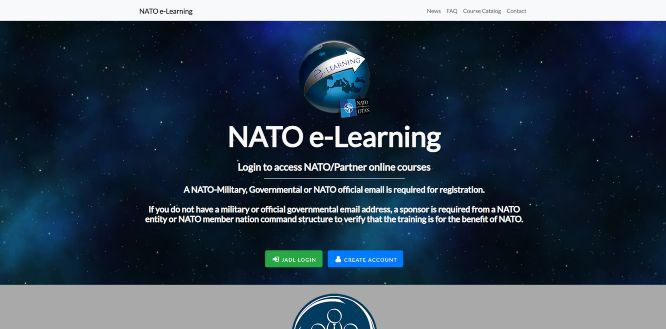 nato - online learning portals