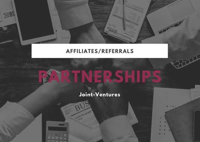 partnerships people give hands cooperation business joint ventures