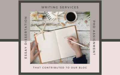 8 Writing Services That Contributed To Our Blog