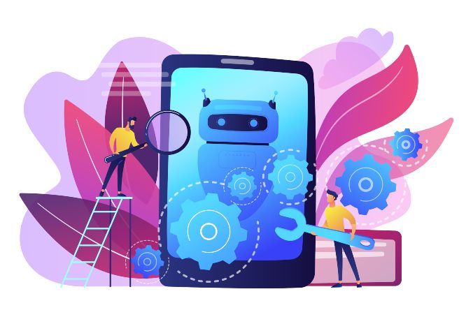 app development chatbot