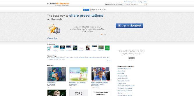 authorstream - presentation sharing platforms