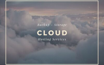 4 Reliable Cloud Backup, Storage, and Hosting Services