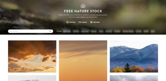 freenaturestock - free stock videos