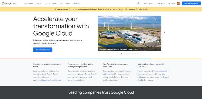 google - cloud backup storage hosting services v2