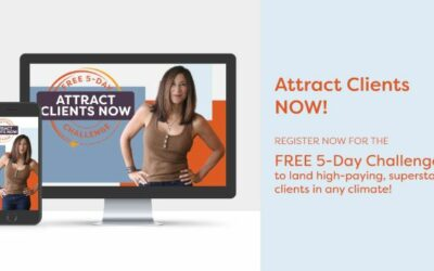 Jeanna Gabellini – Free 5-Day Challenge – Attract Clients Now