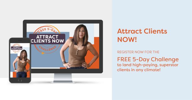 jeanna gabellini attract clients now free 5-day challenge 666px