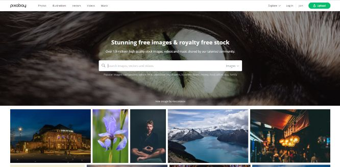 pixabay - free stock videos