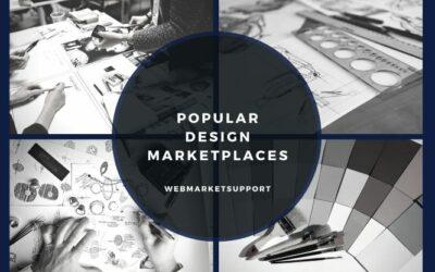 5 Popular Design Marketplaces