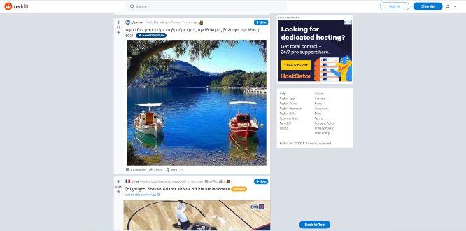 reddit - social q&a platforms
