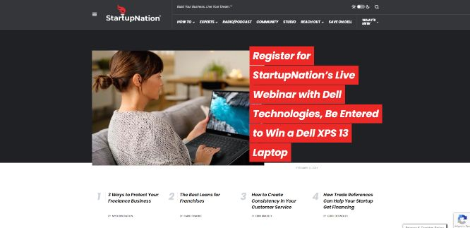 startup nation - online entrepreneurial communities