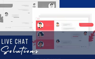 5 Top-Notch Website Live Chat Solutions