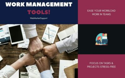 6 Popular Work Management Tools