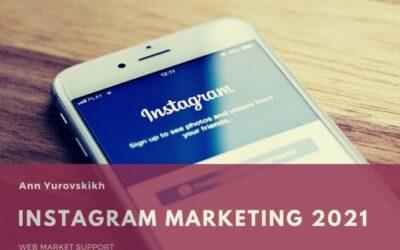 Instagram Marketing In 2021 | Winning Strategy