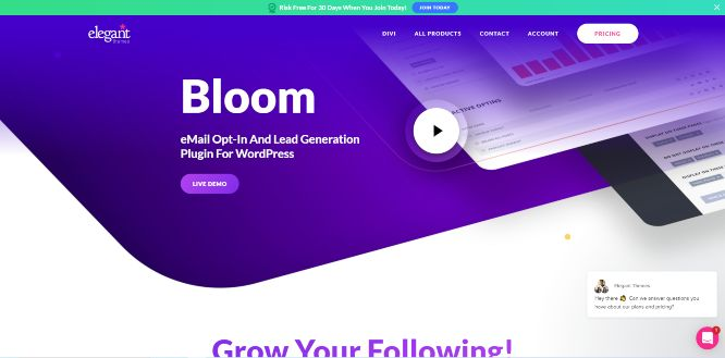 bloom - marketing automation software