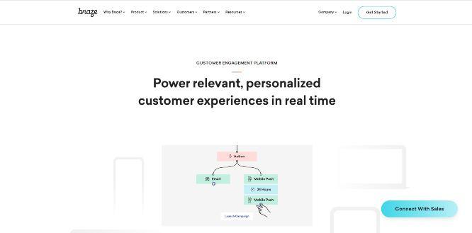 braze - mobile marketing