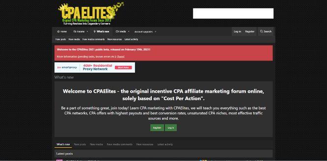 cpaelites - marketing communities