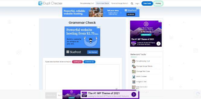 duplichecker - grammar correction tools