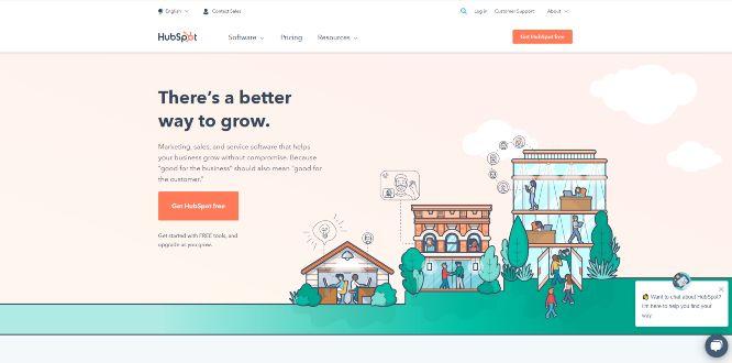 hubspot - content marketing tools & software
