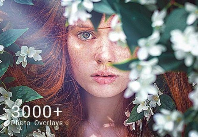 inkydeals - 3000 photo overlays