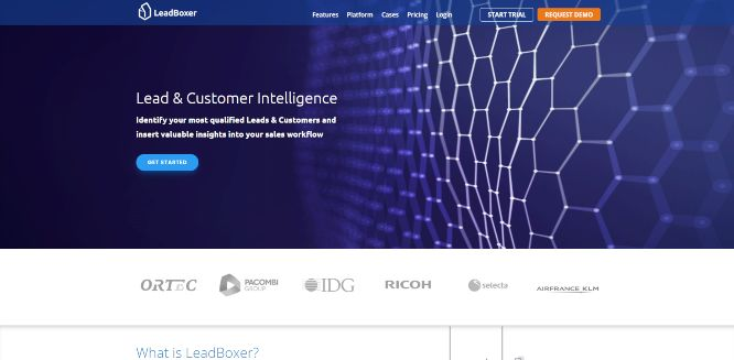 leadboxer - lead generation tools & software