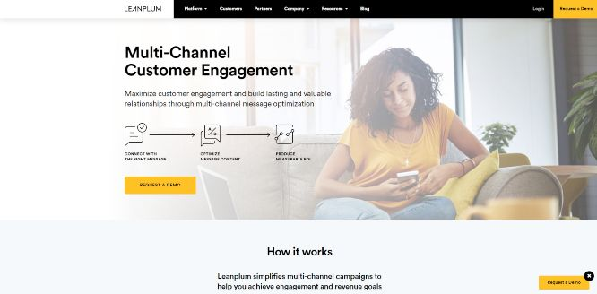 leanplum - mobile marketing