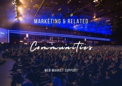 marketing communities featured banner