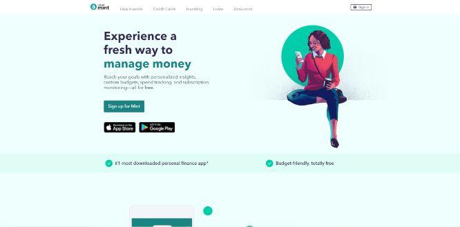 mint - money management apps & tools