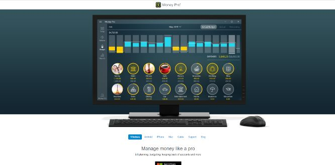moneypro - money management apps & tools