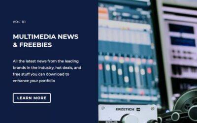 Multimedia News & Freebies, Vol 01