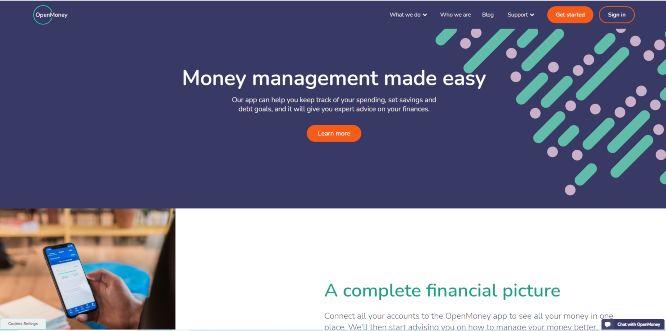 openmoney - money management apps & tools
