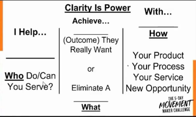 pedro adao crush it with challenges clarity is power v2