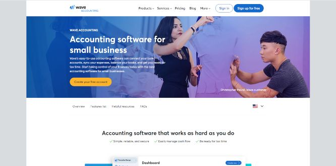 waveaccounting - business accounting solutions