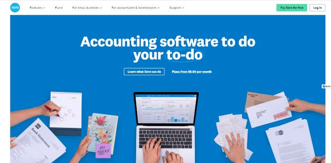 xero - business accounting solutions