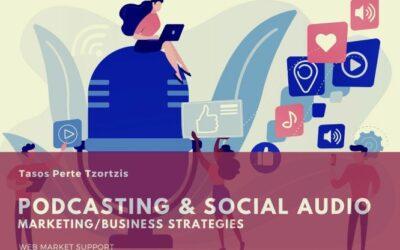 Στρατηγικές Ανάπτυξης Και Προώθησης Podcast