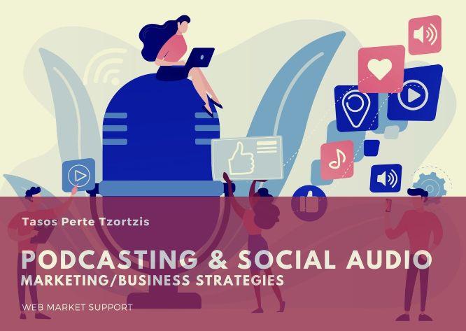 podcasting advertising radio broadcast vectorjuice freepik