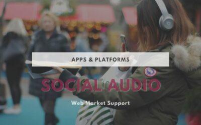 10 Popular Social Audio Platforms