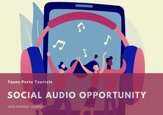 social audio opportunity featured banner
